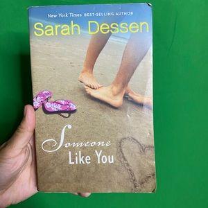 Sarah Dessen Someone Like You
